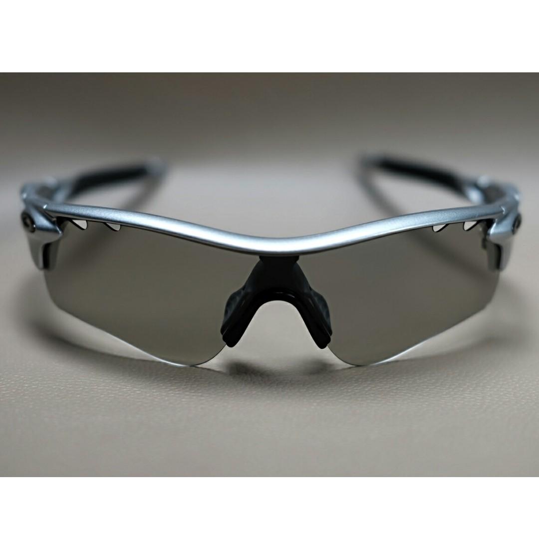 914692c845 ... usa original kacamata oakley radarlock path vented silver transition  photocromic olah raga sepeda di carousell 8208e