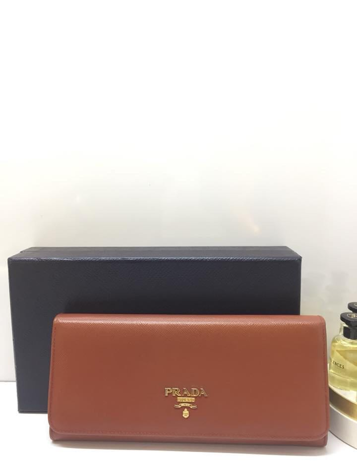 fb6a247a4614 Prada, Luxury, Bags & Wallets, Wallets on Carousell