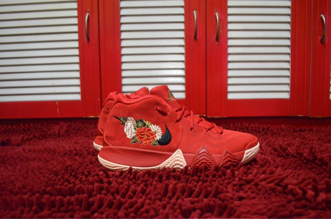 new concept 71d26 44b8a Sale/Trade - Authentic Nike Kyrie 4 Chinese New Year CNY on ...