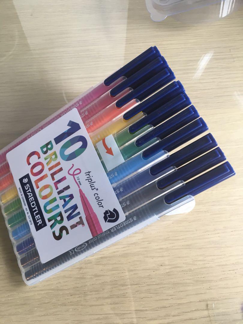 Staedtler Triplus 10 Color set