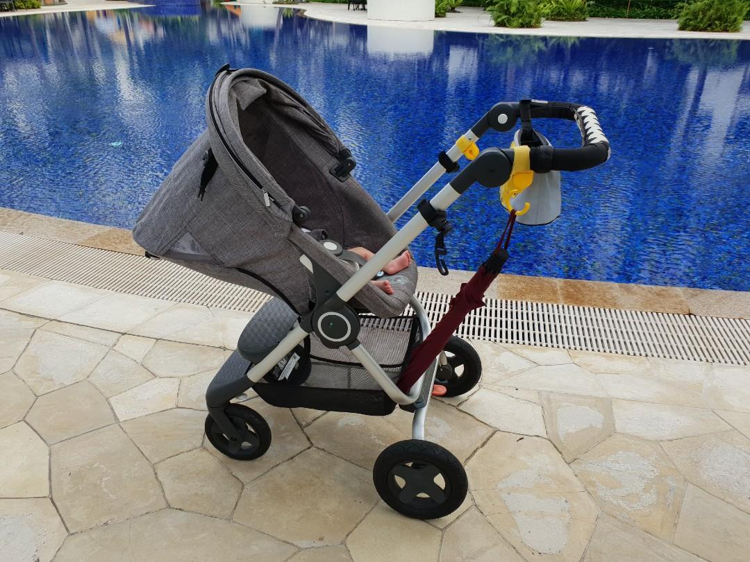 Oppsiktsvekkende Stokke Scoot V2, Babies & Kids, Strollers, Bags & Carriers on UK-93