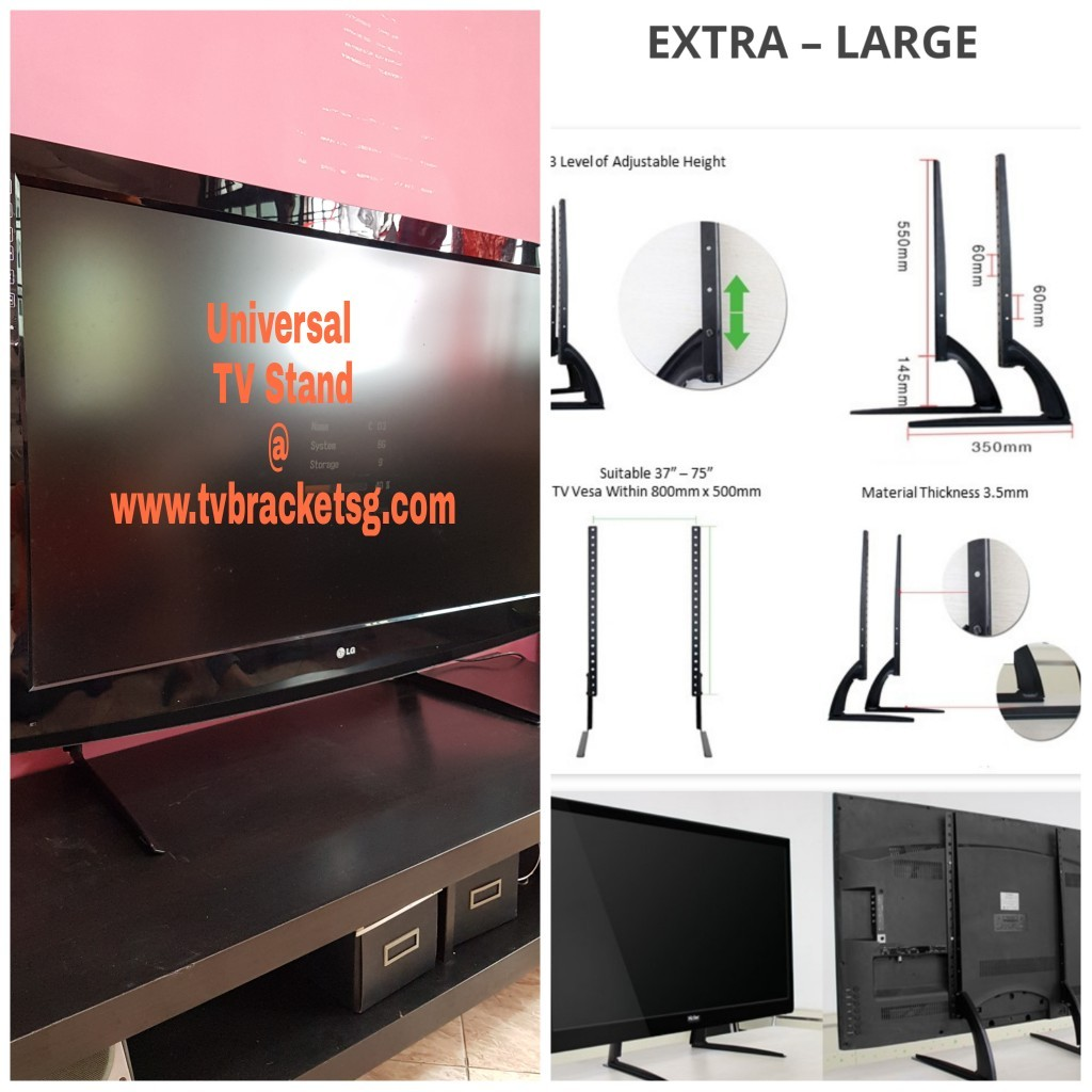 Sturdy Tv Stand For Display Up To 32 Led Lcd Tv Furniture Others