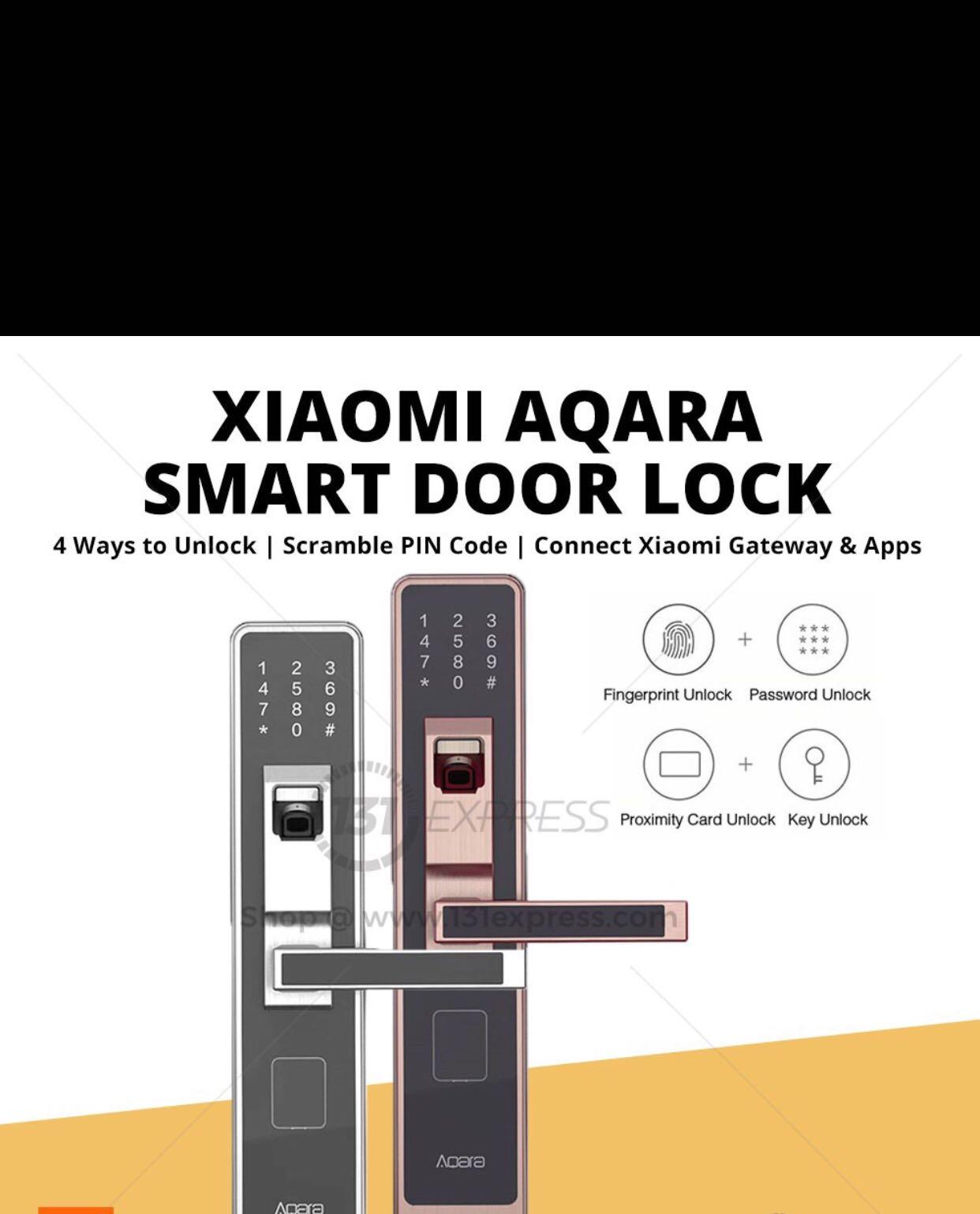 Xiaomi Aqara Smart Door Lock