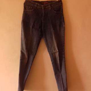 **Black JSK Jeans