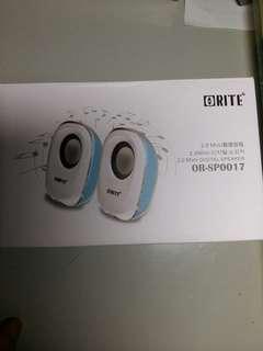 RITE 2.0 Mini Digital Speaker