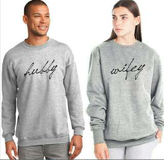 [PO] Matching Couple Pullover/Shirt