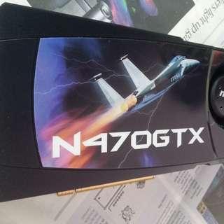 """Msi N470GTX """"faulty"""""""