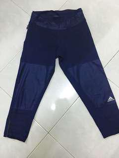 Authentic Adidas Women sports pants 3/4