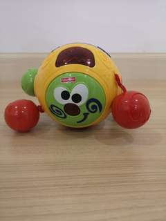 Fisher Price - Touch and Crawl Friend