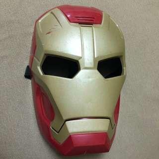 Iron man mask w/ voice changer