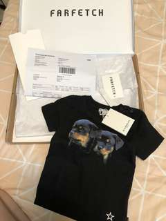 AUTHENTIC GIVENCHY BABY TEE