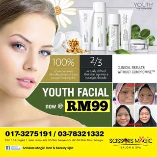 Facial YOUTH Skincare