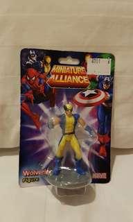 Marvel Miniature Alliance Wolverine