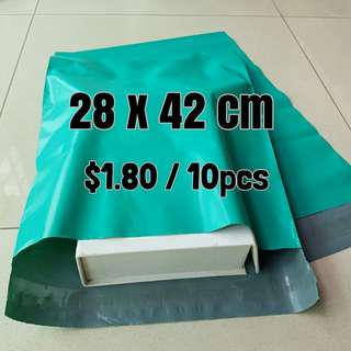 INSTOCK size L polymailers