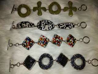 REPRICED Bundle Assorted Beaded Bracelet
