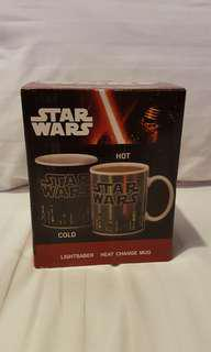 Star Wars changing colour mug