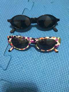 小童眼鏡2隻200