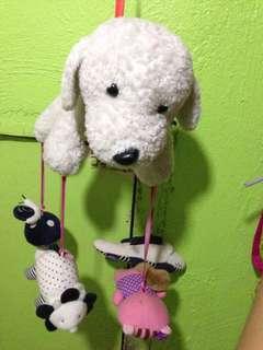 Hanging Crib Toys