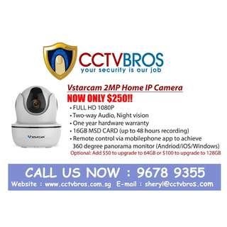 Wireless IP Camera vstar
