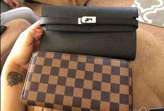 Louis Vuitton wallet lookalike