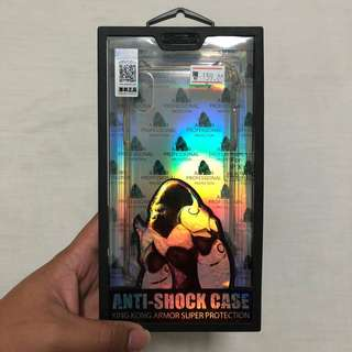 KING KONG ARMOR PROTECTION IPHONE X CASE