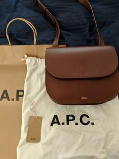 APC saddle bag