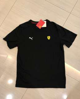 OFFICIAL FERRARI MERCHANDISE TSHIRT by PUMA ORIGINAL size M