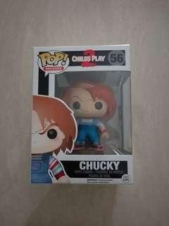 絕版 萬聖節 funko pop child' play chucky 娃鬼回魂