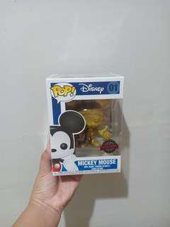 Mickey Mouse Funko Pop Special Edition (DGLT)