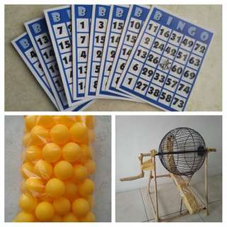 Bingo Tambiolo for events