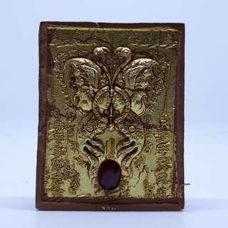 Kruba Krissana / Chai Tong 4 Butterfly Amulet / BE 2560 / 蝴蝶 佛牌