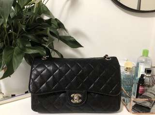 Chanel Classic Flap Caviar, PRE LOVED