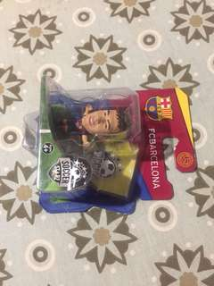 Soccer star mini figure