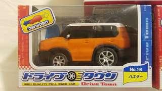 鈴木 Suzuki Hustler Q版回力車 少有品