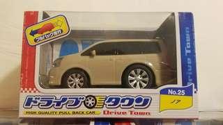 豐田 Toyota 舊款 Noah Q 版回力車 少有品