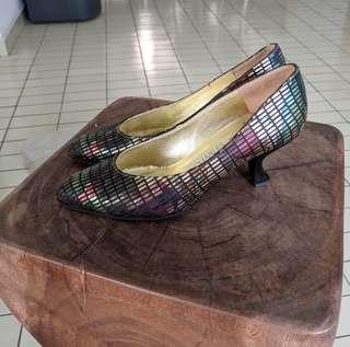 Charles Jourdan heels (made in France)