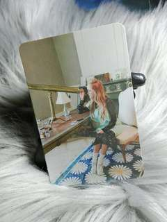 Jessica Wonderland Official Photocard