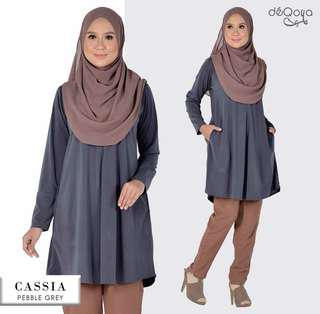 Cassia Ironless blouse