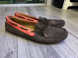 Paul Smith car shoes 90% new