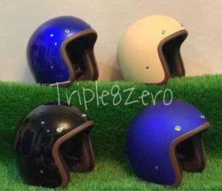 Helmet Retro lava