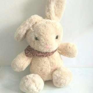 Brown Bunny Plush Toy