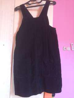 Doroth perkins baju kodok hitam