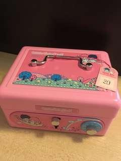 Twin stars cash box 小夾萬