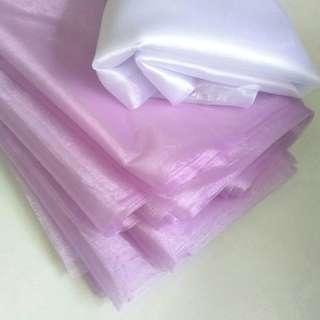 Organza Fabric Cloth