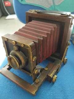 Antique Display Camera