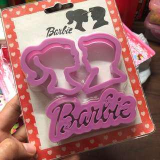 Barbie Cookie Cutter