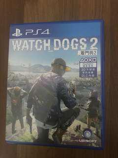 Watch Dogs 2 (99% new)