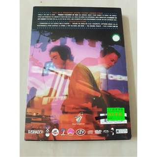 Dj Shadow and Cut Chemist Product Placement DVD