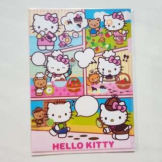 Sanrio Hello Kitty Plastic File Folder