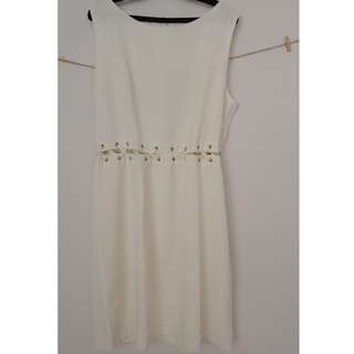 White Dress Zalora